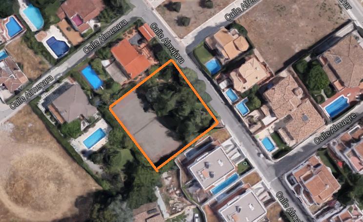 Terreno urbanizable en venta Granada