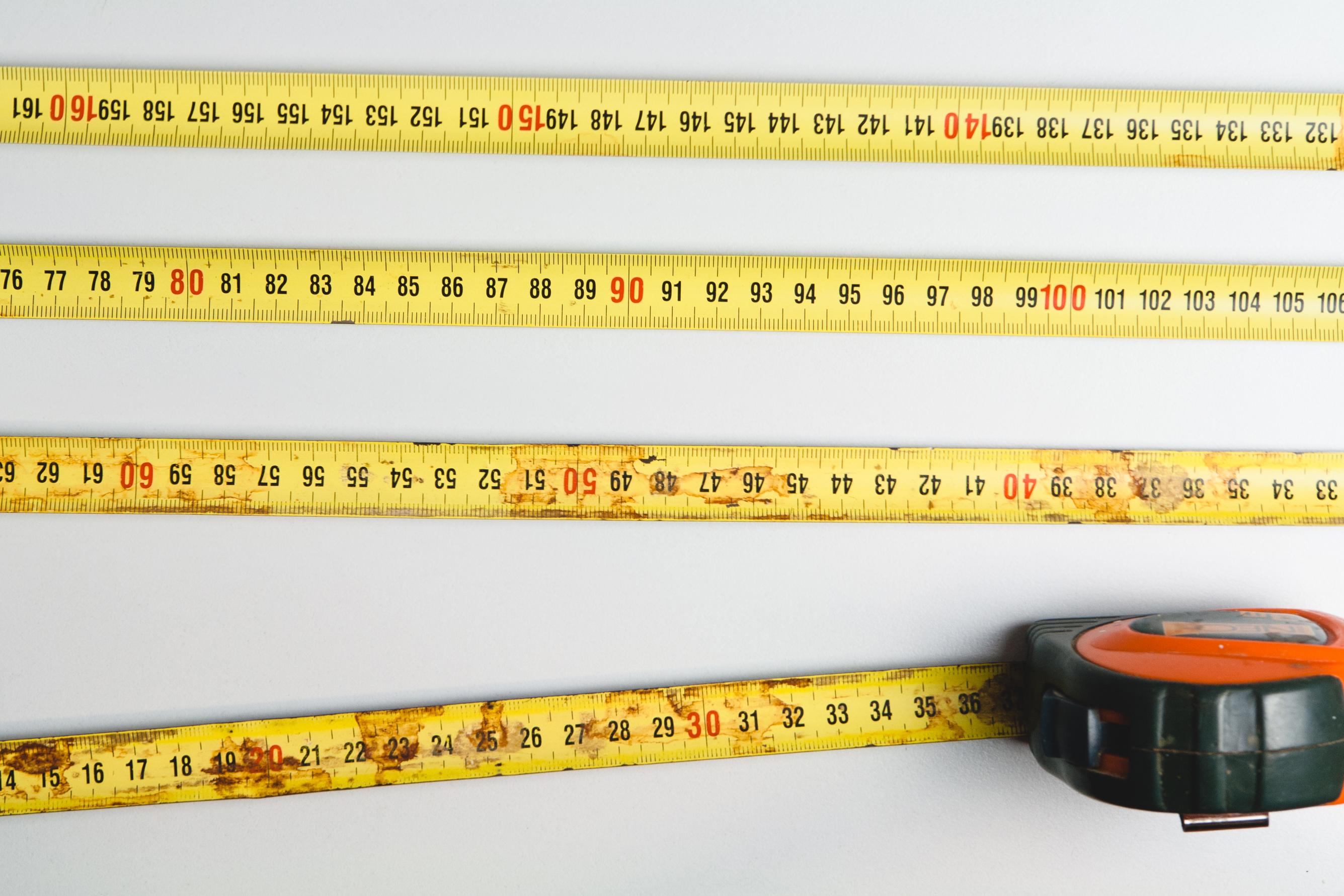 Diferencia entre metros útiles y construidos