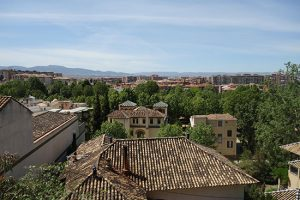 Piso en venta en Granada, barrio histórico del Realejo.