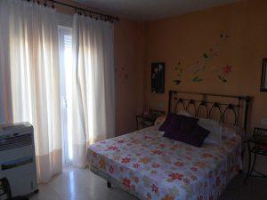 Dormitorio principal de Chalet independiente en el Ventorrillo
